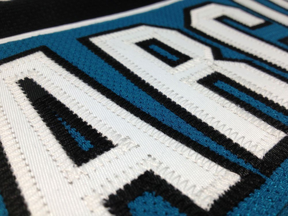 Tackle Twill Embroidery
